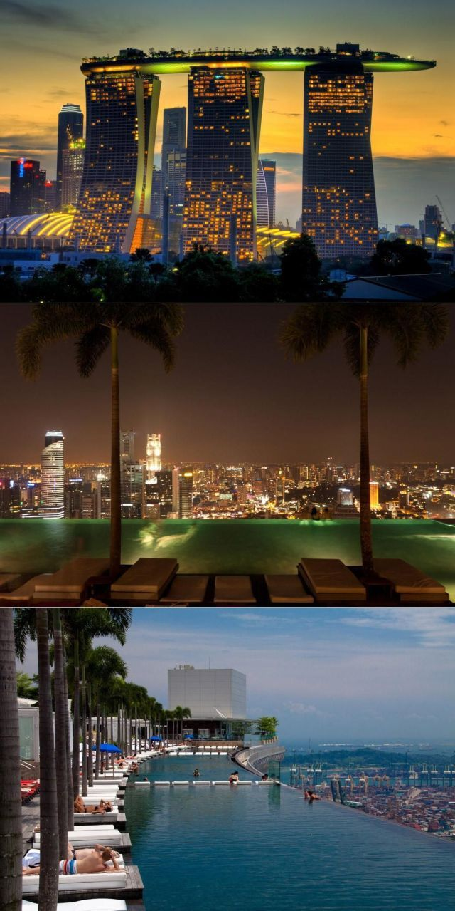 Must check out this hotel when i visit singapore marina bay sands hotel