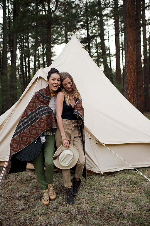 Into the Woods: Glamping in Northern Arizona   Glamping ...