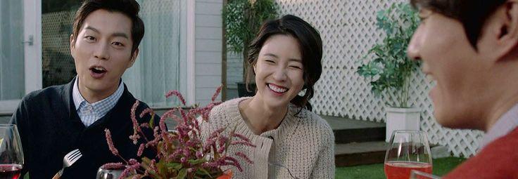 Let's Eat (2013 Korean Drama starring Lee Soo Kyung and Yoon Doo Joon