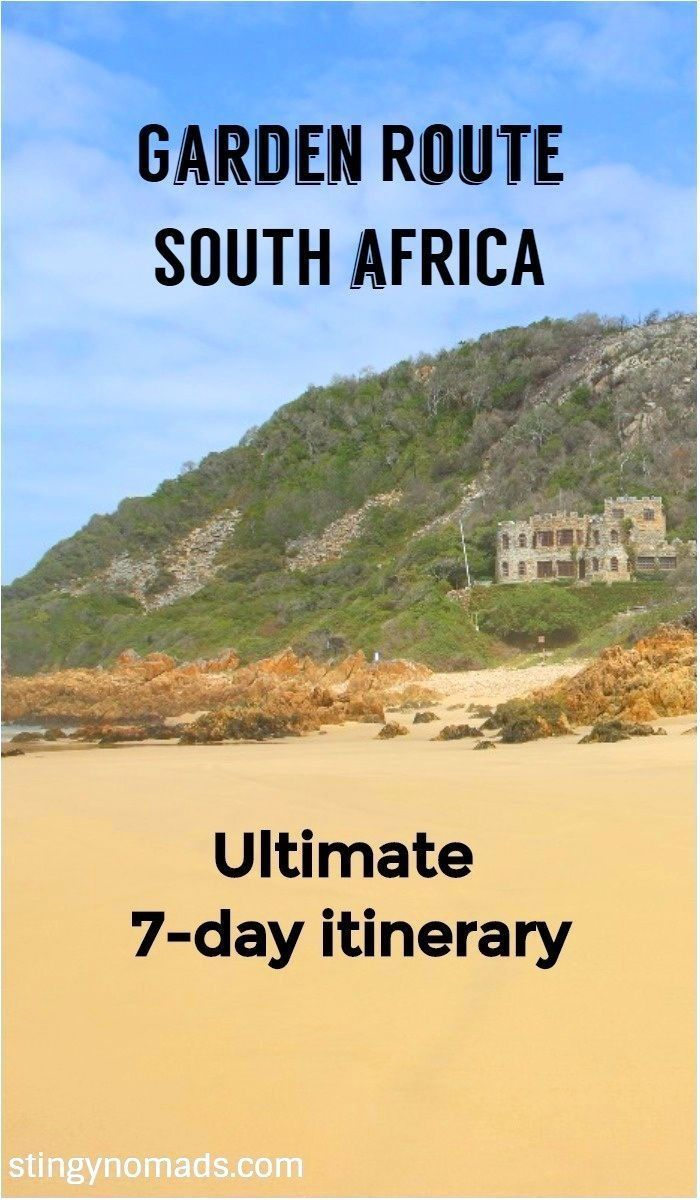 The ultimate Garden Route camping trip | Around the Globe