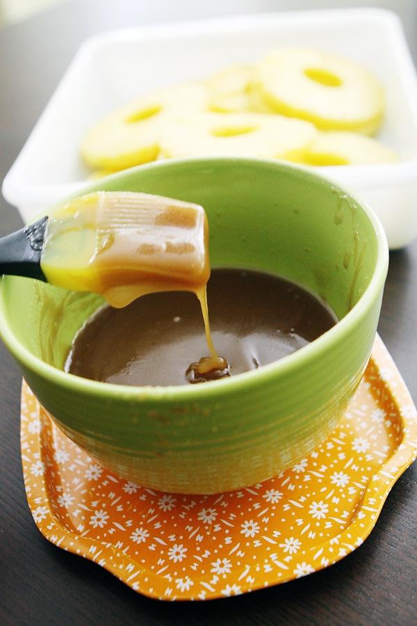 Yum! Ericas Bloggity Blog: {Grilled Pineapple with Brown Sugar Glaze}