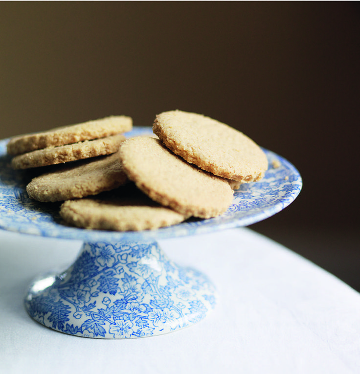"""Celebrity chef Rachel Allen says: """"My children love making these biscuits to take to school in their lunchboxes. These are quite healthy biscuits and great with a cup of tea."""""""