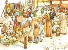 Baixa Idade Média (Renascimento Comercial e Urbano/ Cruzadas/ Peste Negra) - Gabarito - História & Vestibular
