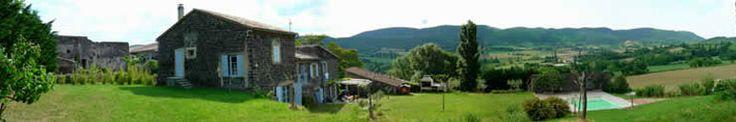Les Chaix St Lager Bressac | le gîte Ardèche