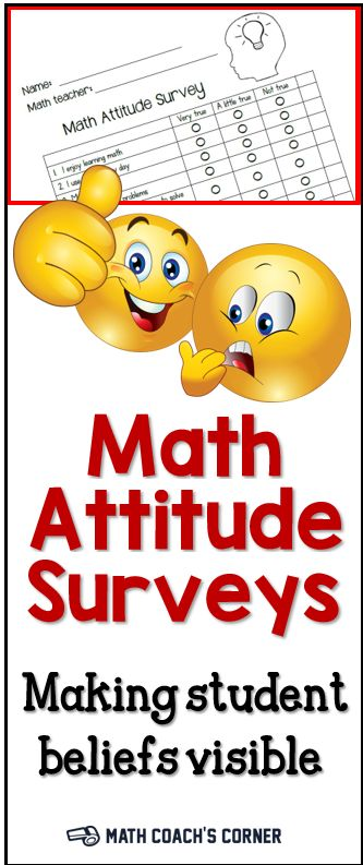 Changing attitudes about math, one student at a time!
