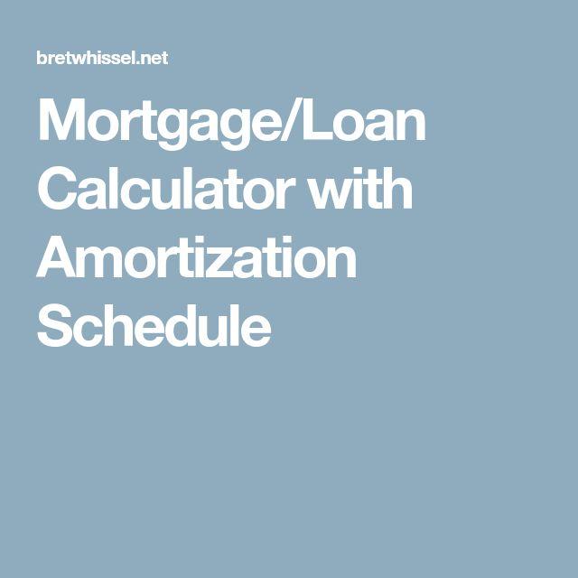 amortization extra payment calculator
