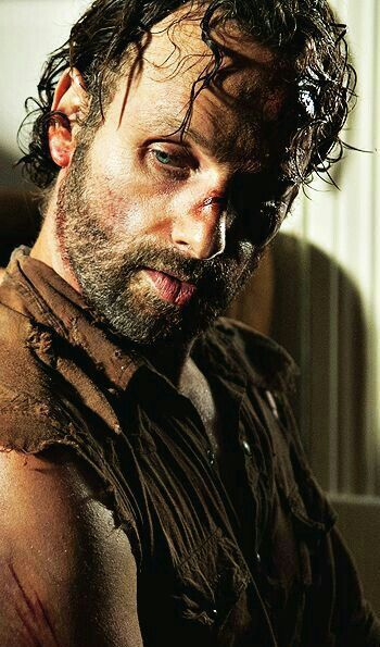 RICK GRIMES Walking Dead Pop Tv Series Season Fear