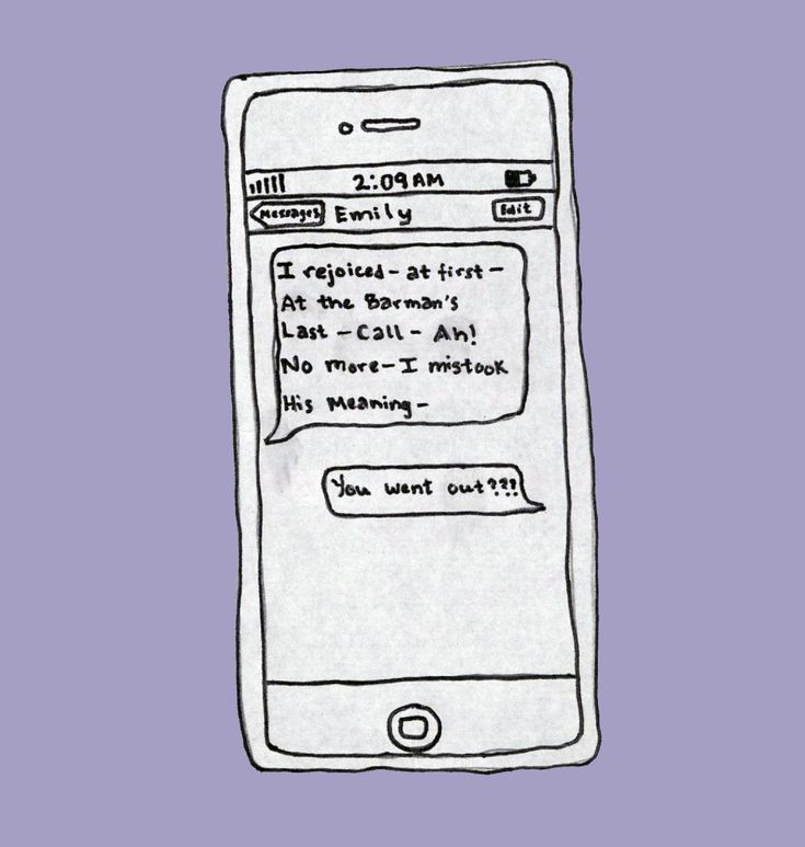 Drunk texts by famous authors. Ha!