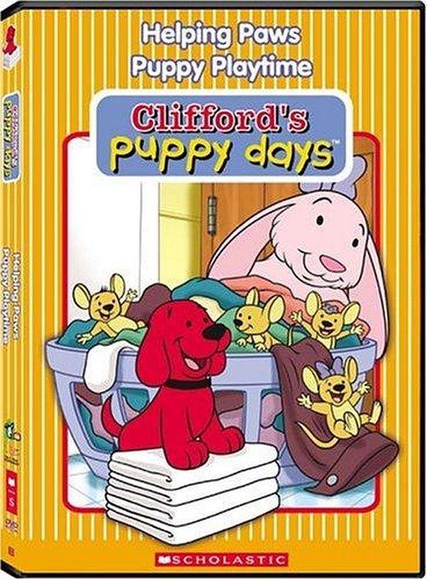 Clifford's Puppy Days (TV Series 2003- ????)