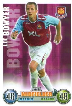 2007-08 Topps Premier League Match Attax #297 Lee Bowyer Front