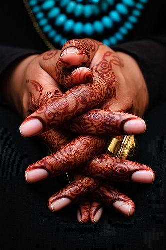 Henna, el color que más me gusta