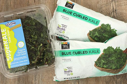 They have frozen kale at whole foods?!  My life just got a whole lot kale-ier.