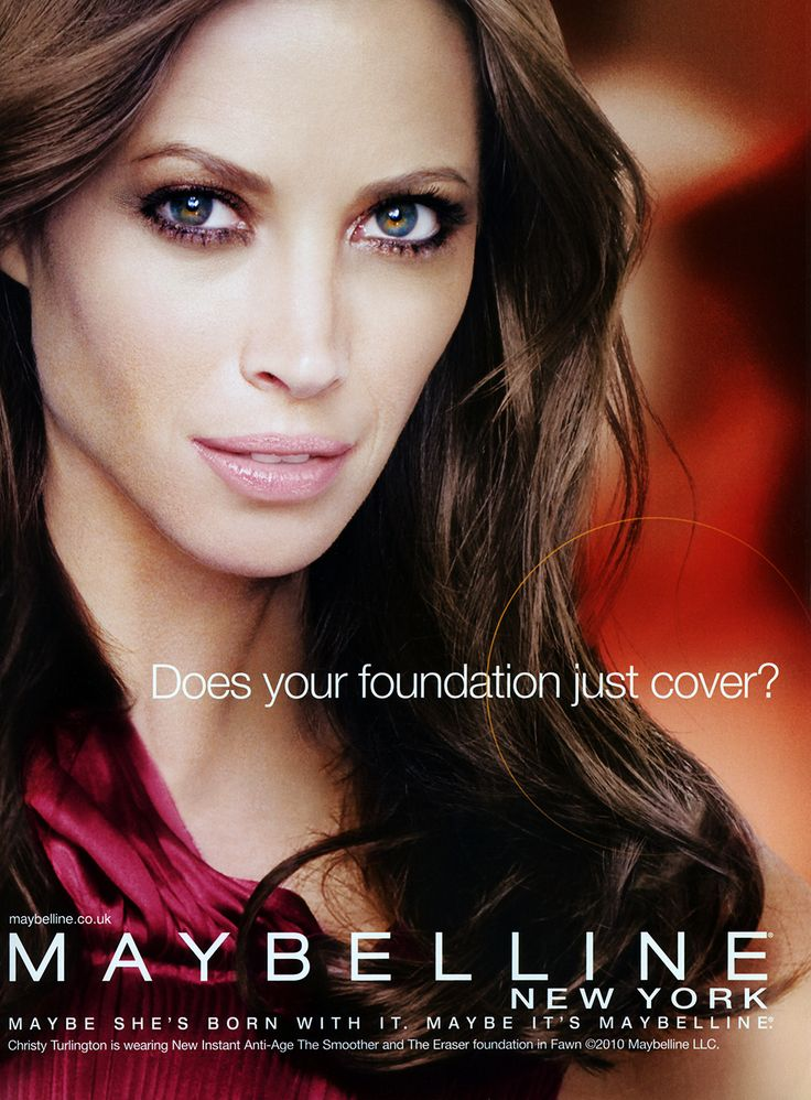 christy turlington maybelline - photo #30