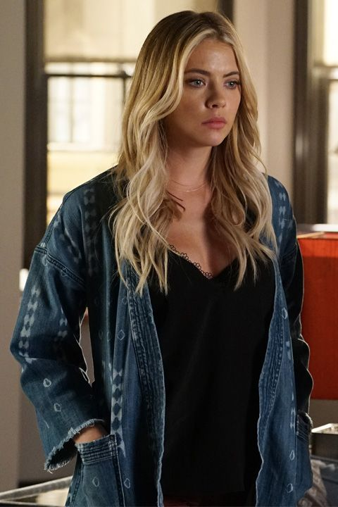 Hanna's Denim Jacket