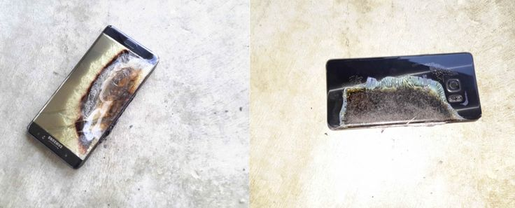 Un alt Galaxy Note 7 care Explodeaza, Provocand Daune de 1380 de dolari intr-o…