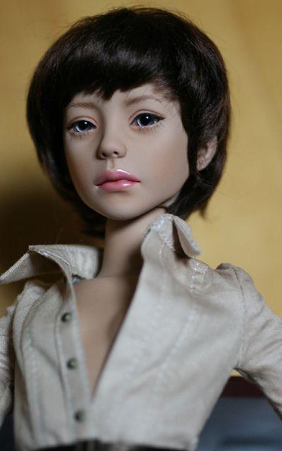 HeeAh (Tan) | preparing Dollfreemarket | Mi Jung GU | Flickr