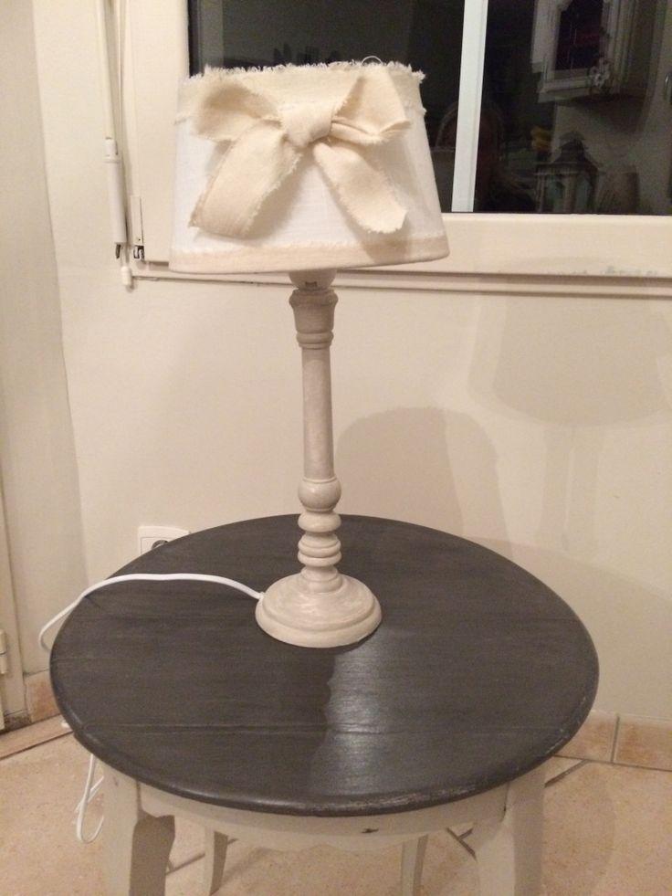 1000 id es sur le th me relooking de lampe sur pinterest for Travailleuse couture moderne
