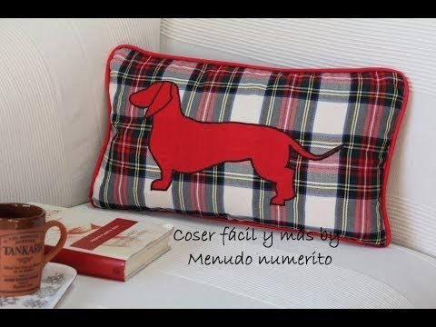 429 best images about cojines on pinterest quilt - Como hacer cojines ...