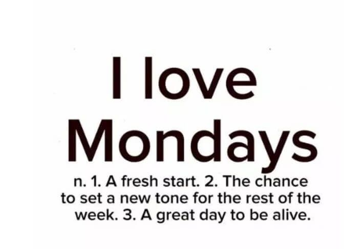 Monday Quotes Goodreads | Inspirational Quotes | Monday