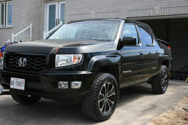 Tires & Wheels MASTER Thread__POST PICS HERE - Page 81 - Honda Ridgeline Owners Club Forums