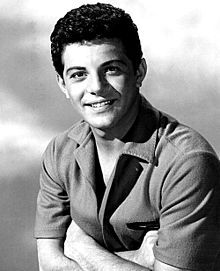 Frankie Avalon publicity photo, 1963