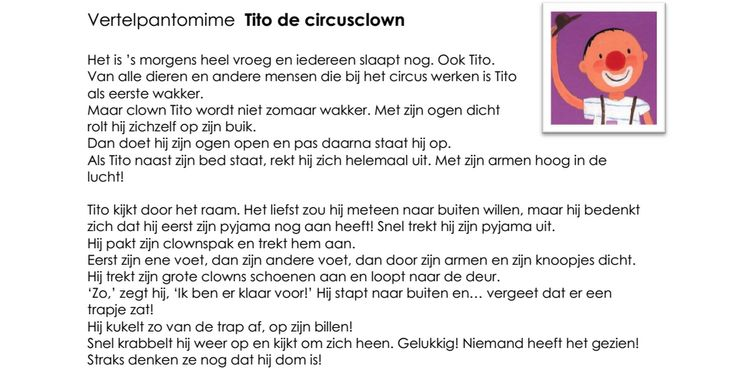 CIRCUS - Vertelpantomime 'Tito de circusclown'.pdf