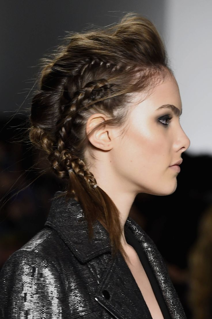 Fashion hairstyles 2015 - Spring Summer 2015 Hair And Makeup Trends