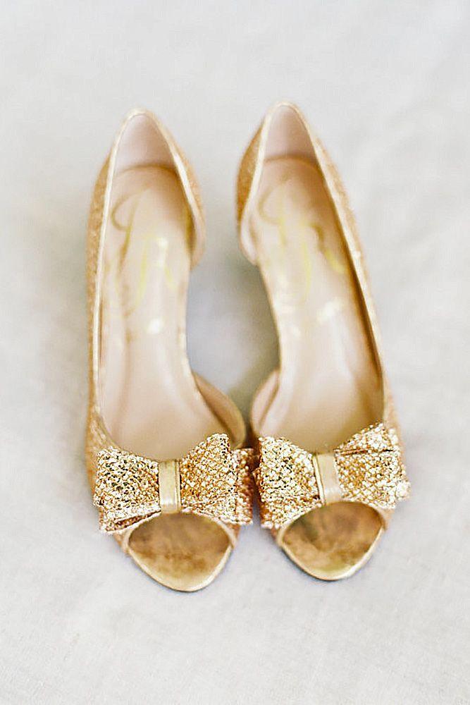 18 Wedding Flats For Comfortable Wedding Party ❤ See more: http://www.weddingforward.com/wedding-flats/ #weddings #shoes