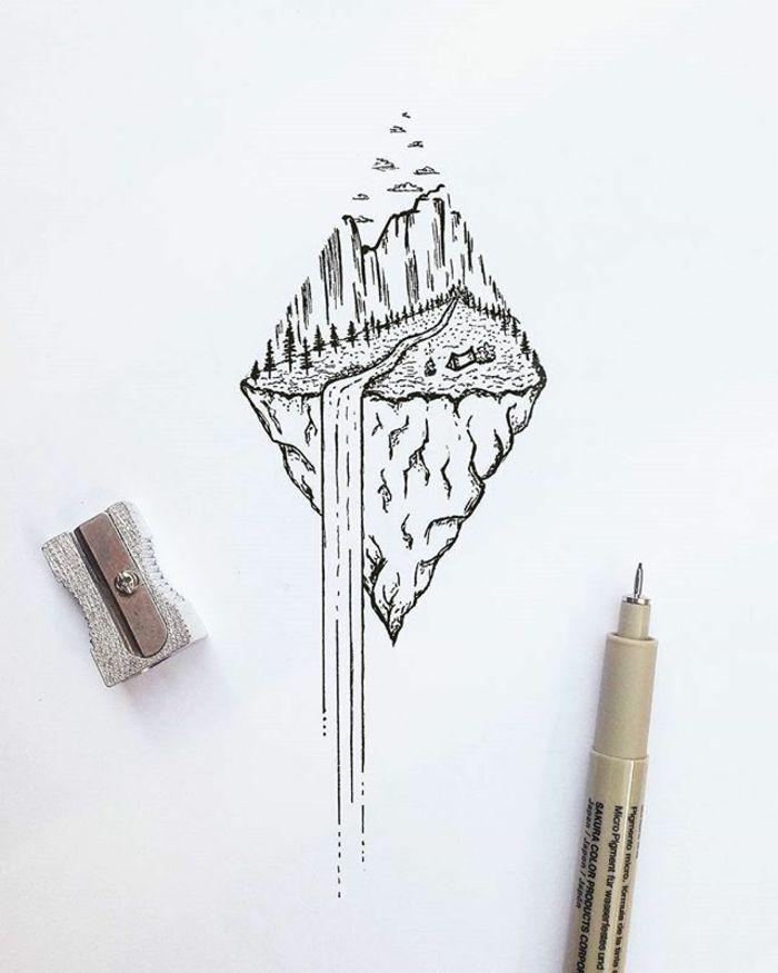 ▷ 1001 + images du dessin géométrique magnifique pour vous inspirer