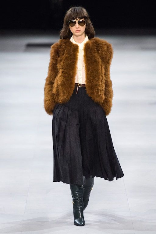 Celine Fall 2019 Ready-To-Wear Collection Review
