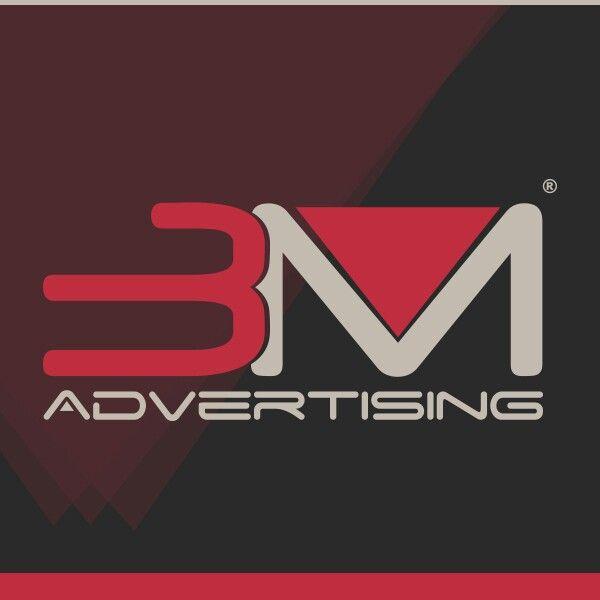 Logo design for 3m advertising