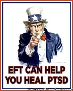 "A cure for PTSD (Post Traumatic Stress Disorder)? Some forms of Energy Psychology, like Thought Field Therapy (TFT), Emotional Freedom Techniques (EFT), and the Tapas Acupressure Technique (TAT), may ""quickly"" heal long-standing traumas.  I coach Vets and see first-hand the incredible changes, using EFT!"