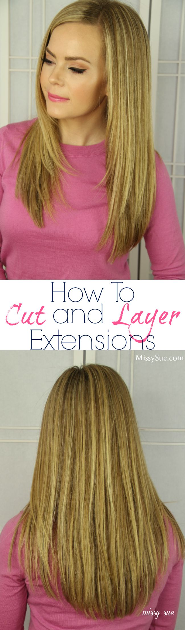 hair style layer how to cut and layer hair extensions s world 2822 | b123edd6277401b45ccf02f1be424ce5