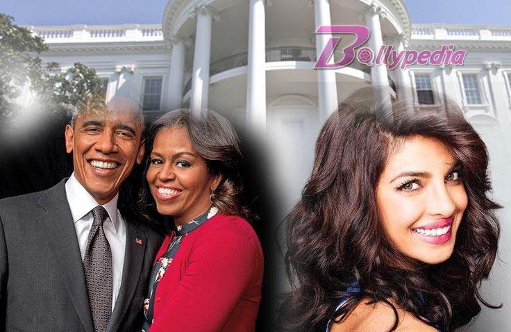 Priyanka Chopra Flying High to White House this time