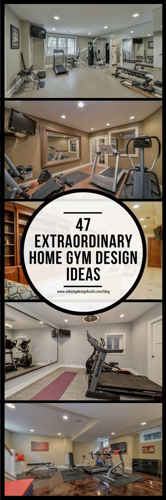 Best basement workout room ideas on pinterest gym