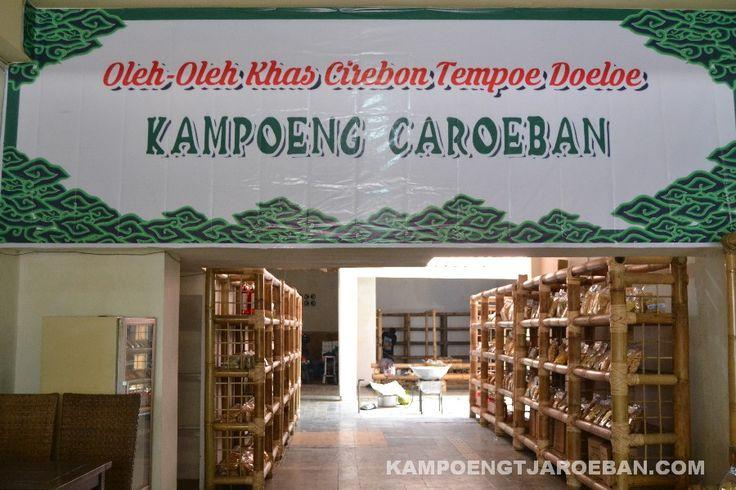 Kampoeng Tjaroeban @ jalan Kanoman Cirebon Jawa Barat