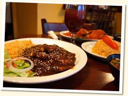 El Rancho Grande : Mexican 311 Plainfield St. Get a car, because it's 2 miles from the Convention Center in Olneyville area