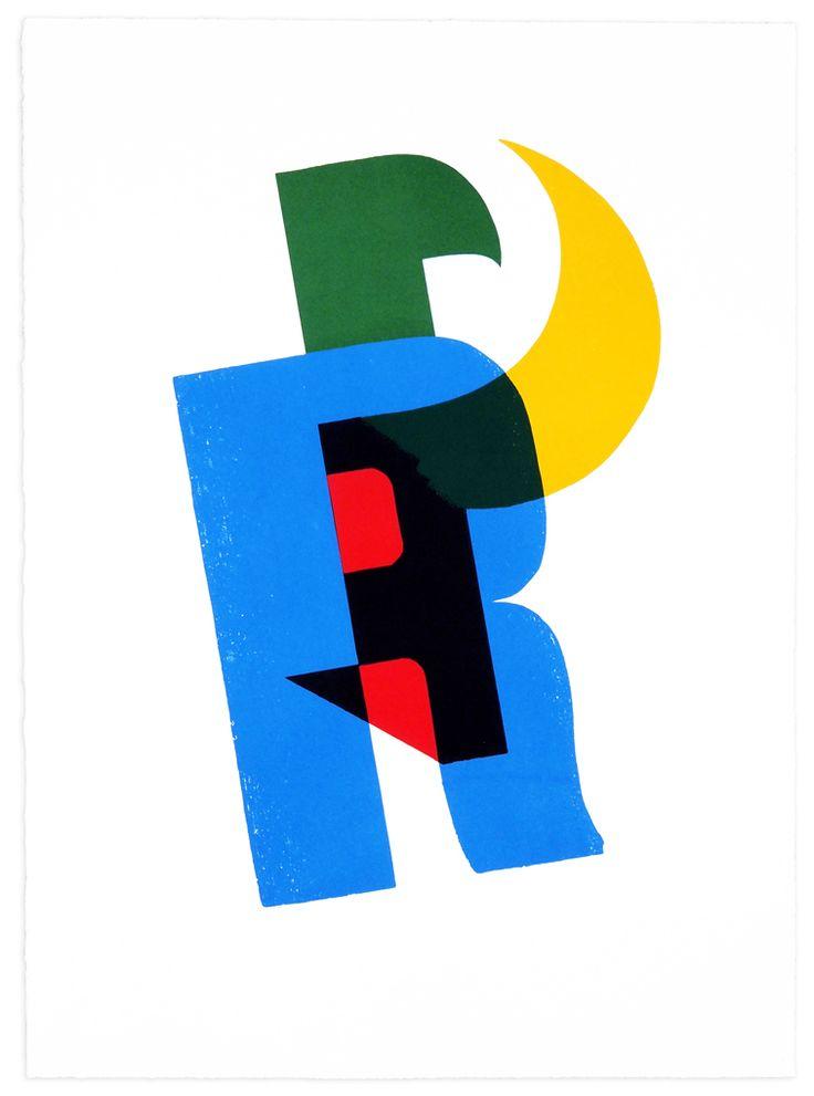 Alan Kitching x Monotype | LCC Exhibition | Prints | Type specimen posters — TT Competition | typetoken®