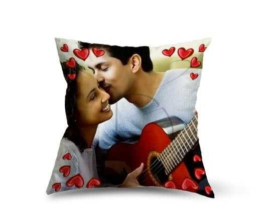 Cuscino dainetto Frame in love