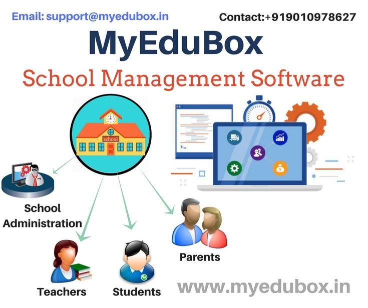 Complete Customized School Management System for all School needs with 1 YEAR FREE TRAIL Get the Benefits of MyEduBox School ERP Today only! For more information contact 9010978627   http://www.myedubox.in/  #myedubox #schoolerp #schoolmanagementsoftware #schoolmanagementsystem #schoolerpsystem #schoolerpsoftware #freeschoolerp #schoolerponline
