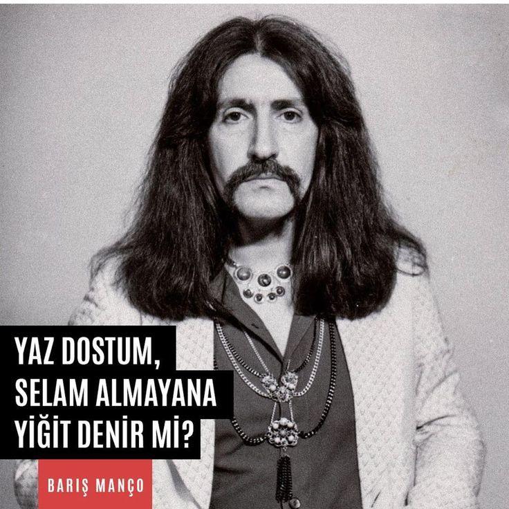 Yaz dostum, selam almayana yiğit denir mi?   - Barış Manço / Sarı Çizmeli Mehmet Ağa  (Kaynak: Instagram - kitapklubu)  #sözler #anlamlısözler #güzelsözler #manalısözler #özlüsözler #alıntı #alıntılar #alıntıdır #alıntısözler #şiir #edebiyat #şarkı #şarkısözleri #şarkıalıntları