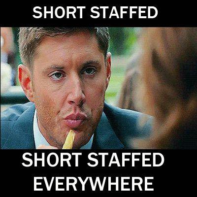 Short Staffed Everywhere #nurse #nursing #rn #meme #funny #memes #nursingschool