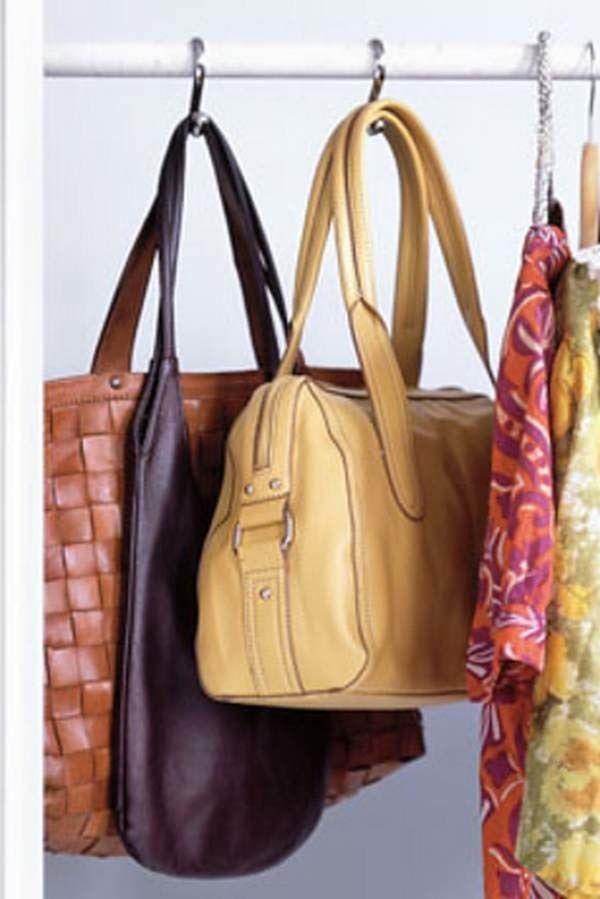 вешалка для сумок