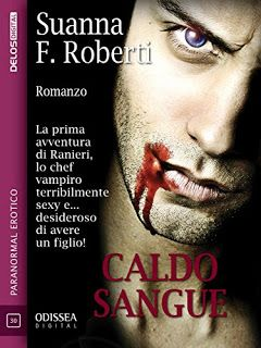 Bookish Girls: Caldo sangue di Suanna F. Roberti