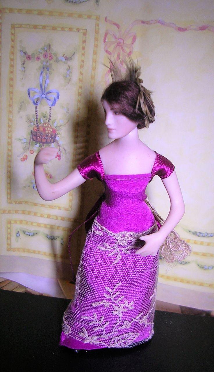 Doll by Taru Astikainen, styling by Anne, Malakoffit   - Annan Sisko