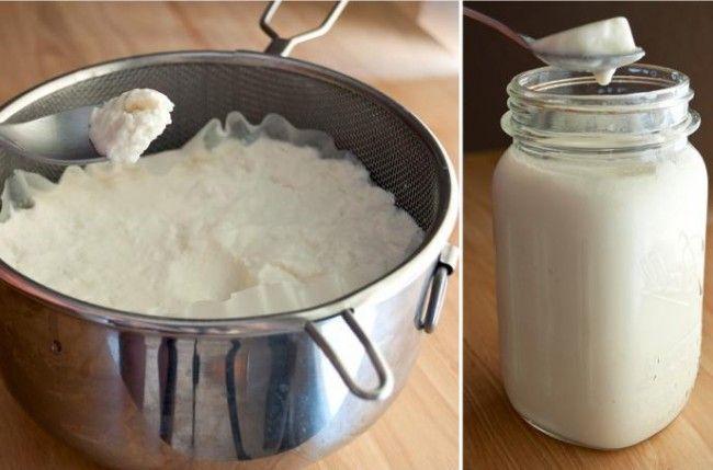 Kako napraviti grčki jogurt