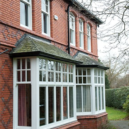 upvc sash bay windows - Google Search