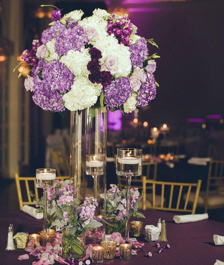 Chic Elegant Ballroom Wedding From Sherry Hammonds Photography