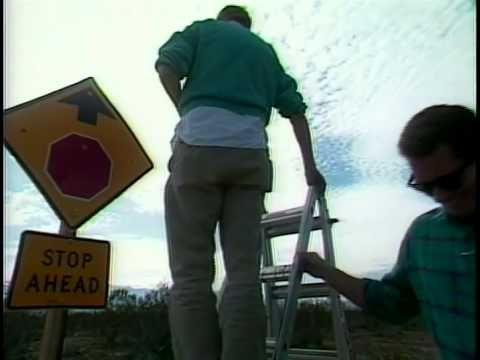 "Huell Howser interviewed artist David Hockney for his ""Videolog"" series in the late 1980s."