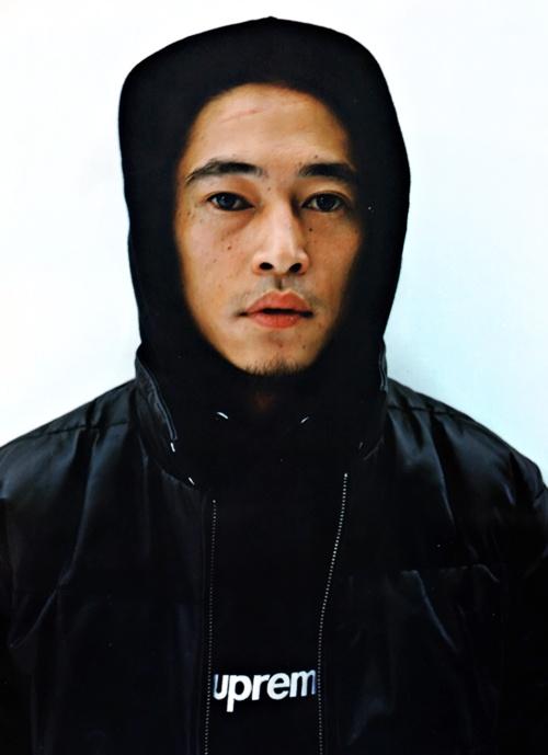 yosuke kubozuka for Supreme